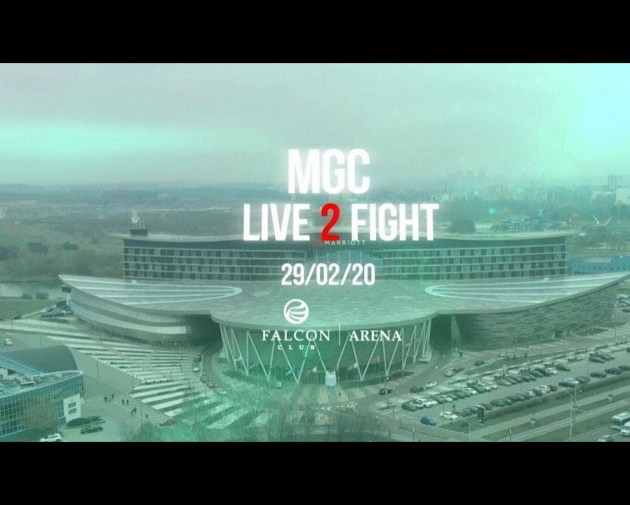 MGC Tournament: Live 2 Fight